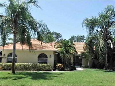 Bonita Springs Single Family Home For Sale: 10190 Brook Ridge Lane