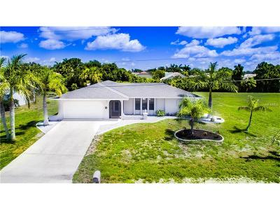 Punta Gorda Isles Sec 18, punta gorda isles sec 18, Punta Gorda Isles Sec 18 Burnt Store Meadows, Punta Gorda Isles Sec 18, Burnt Store Meadows Single Family Home For Sale: 620 Trumpet Tree
