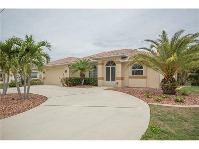 Punta Gorda Single Family Home For Sale: 2516 Rio Lisbo Ct