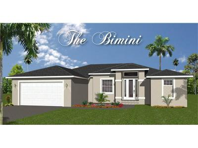Punta Gorda Single Family Home For Sale: 1438 Mediterranean Drive