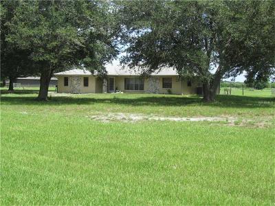 Arcadia Single Family Home For Sale: 3402 Appaloosa Street