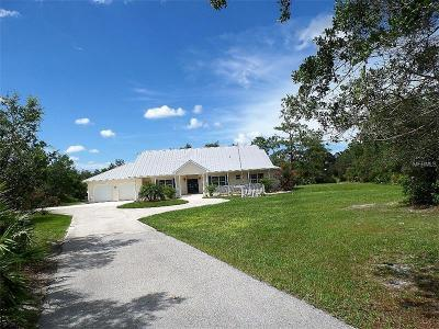 Punta Gorda Single Family Home For Sale: 16180 Forest Glen Court
