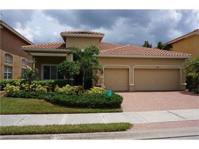 Port Charlotte Single Family Home For Sale: 24263 Riverfront Drive