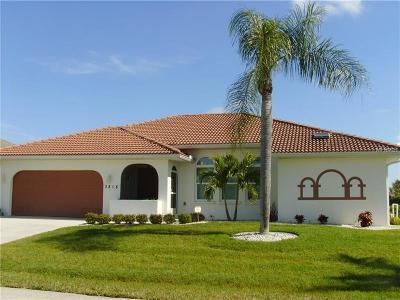 Punta Gorda Single Family Home For Sale: 3818 Saba Court