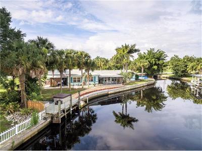 Punta Gorda Single Family Home For Sale: 8416 Riverside Drive