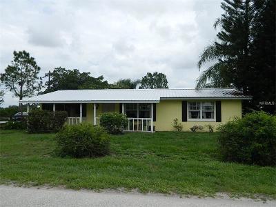 Single Family Home For Sale: 7316 & 7318 SW Senate Street