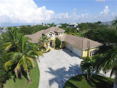 Port Charlotte Single Family Home For Sale: 4670 Grassy Point Boulevard