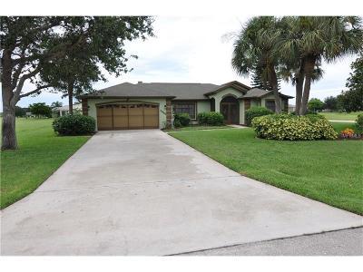 Punta Gorda Single Family Home For Sale: 24356 Nicobar Lane