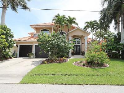 Punta Gorda Single Family Home For Sale: 3218 Antigua Drive