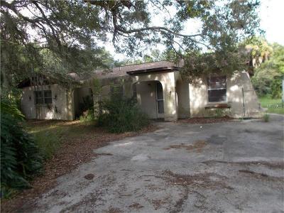 Arcadia Single Family Home For Sale: 1847 SW Fletcher Street