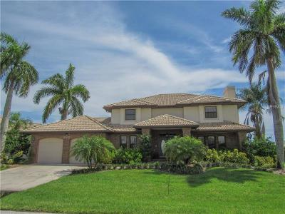 Punta Gorda Single Family Home For Sale: 2107 Wyatt Circle