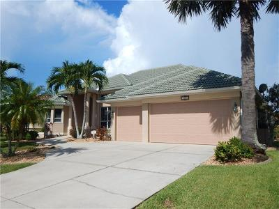 Punta Gorda Single Family Home For Sale: 1327 Casey Key Drive