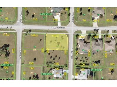 Punta Gorda Isles Sec 18, punta gorda isles sec 18, Punta Gorda Isles Sec 18 Burnt Store Meadows, Punta Gorda Isles Sec 18, Burnt Store Meadows Residential Lots & Land For Sale: 751 Royal Poinciana