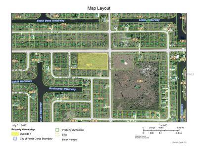 Port Charlotte Residential Lots & Land For Sale: 14333 Appleton Boulevard
