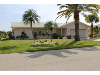 Punta Gorda Single Family Home For Sale: 331 Capri Isles Court