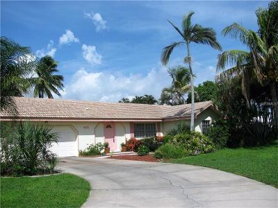 Punta Gorda Single Family Home For Sale: 401 Via Cintia