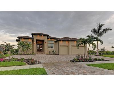 Punta Gorda Single Family Home For Sale: 1447 Mediterranean Drive