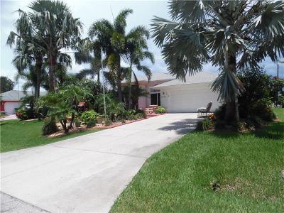 Port Charlotte Single Family Home For Sale: 4375 Albacore Circle
