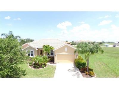 Punta Gorda Single Family Home For Sale: 17269 Comingo Lane