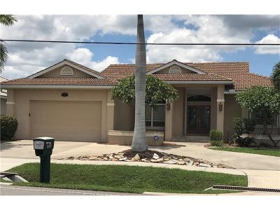 Punta Gorda Single Family Home For Sale: 1552 Aqui Esta Drive