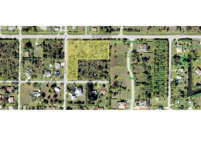 Port Charlotte Residential Lots & Land For Sale: 25103 Harborview Road
