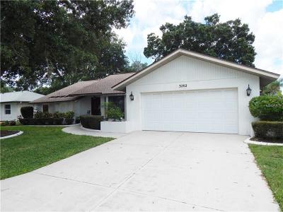 Venice Single Family Home For Sale: 3202 Meadow Run Drive