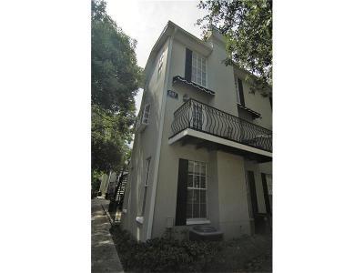 Townhouse For Sale: 607 S Glen Avenue #F