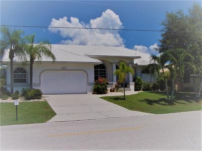 Punta Gorda Single Family Home For Sale: 2208 Via Veneto Drive
