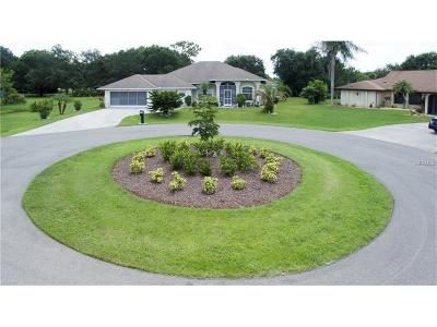 Punta Gorda Single Family Home For Sale: 1506 Wassail Lane