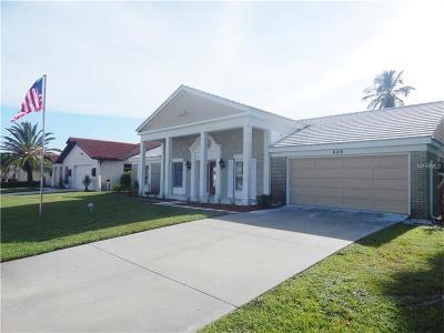 Single Family Home For Sale: 620 Via Esplanade