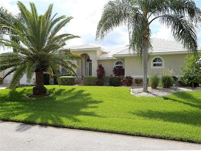 Punta Gorda Single Family Home For Sale: 1241 Canvasback Court