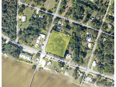 Port Charlotte Residential Lots & Land For Sale: 22972 Bayshore Road
