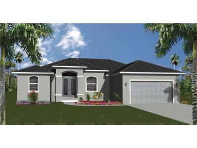 Port Charlotte Single Family Home For Sale: 23137 Rye Avenue