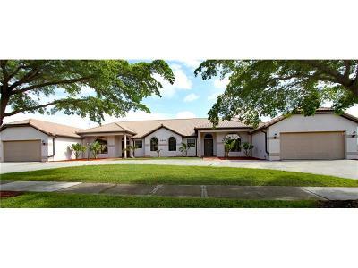 Punta Gorda Multi Family Home For Sale: 3840 Tripoli Boulevard #B