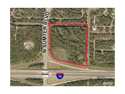 Sarasota County Residential Lots & Land For Sale: 5000 N Sumter Boulevard