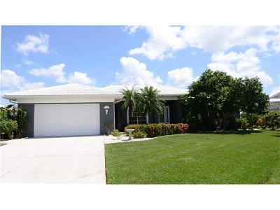 Punta Gorda Single Family Home For Sale: 1352 Osprey Drive