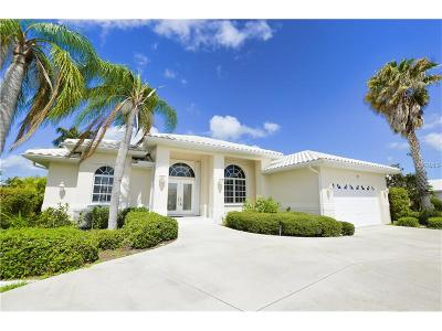 Punta Gorda Single Family Home For Sale: 92 Hibiscus Drive