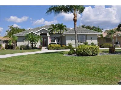 Punta Gorda Single Family Home For Sale: 590 Toulouse Drive