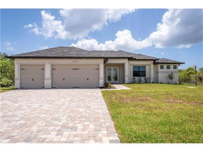 Port Charlotte Single Family Home For Sale: 15374 Ancel Circle