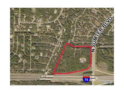 Sarasota County Residential Lots & Land For Sale: 5001 N Sumter Boulevard