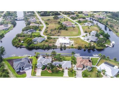 Port Charlotte Single Family Home For Sale: 9458 Snapper Circle