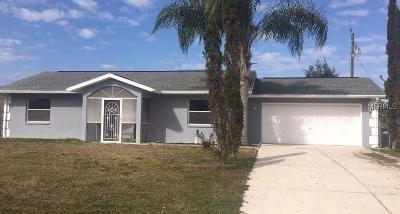 Single Family Home For Sale: 3339 Duar Terrace