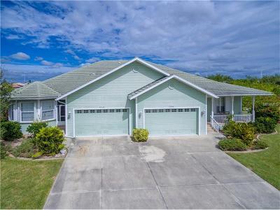 Punta Gorda Multi Family Home For Sale: 2330 & 2332 Padre Island Drive