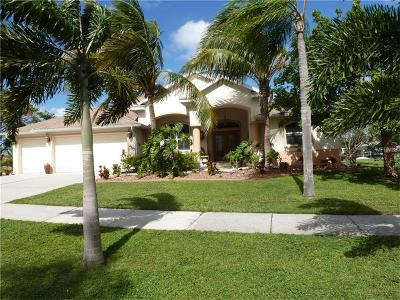 Port Charlotte Single Family Home For Sale: 4253 Harbor Boulevard