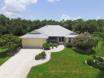 Punta Gorda Single Family Home For Sale: 24303 San Ciprian Road
