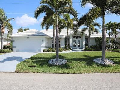 Punta Gorda Single Family Home For Sale: 542 Port Bendres Drive