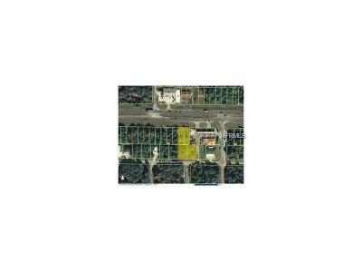 Port Charlotte Residential Lots & Land For Sale: 817 Tamiami Trail