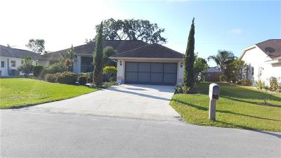 Port Charlotte Single Family Home For Sale: 23501 Rocket Avenue