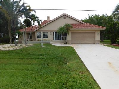 Punta Gorda Single Family Home For Sale: 24204 Vincent Avenue