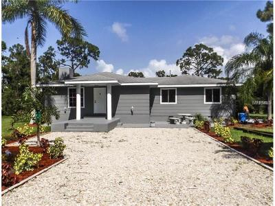 Punta Gorda Single Family Home For Sale: 9082 Acorn Boulevard